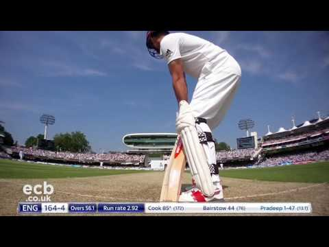 Highlights of day two of England vs Sri Lanka at Lord's
