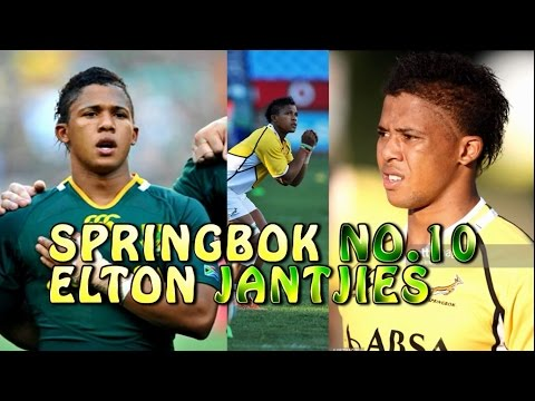 Elton Jantjies - Motivation - Springbok 2016 - 720p HD By CROSE