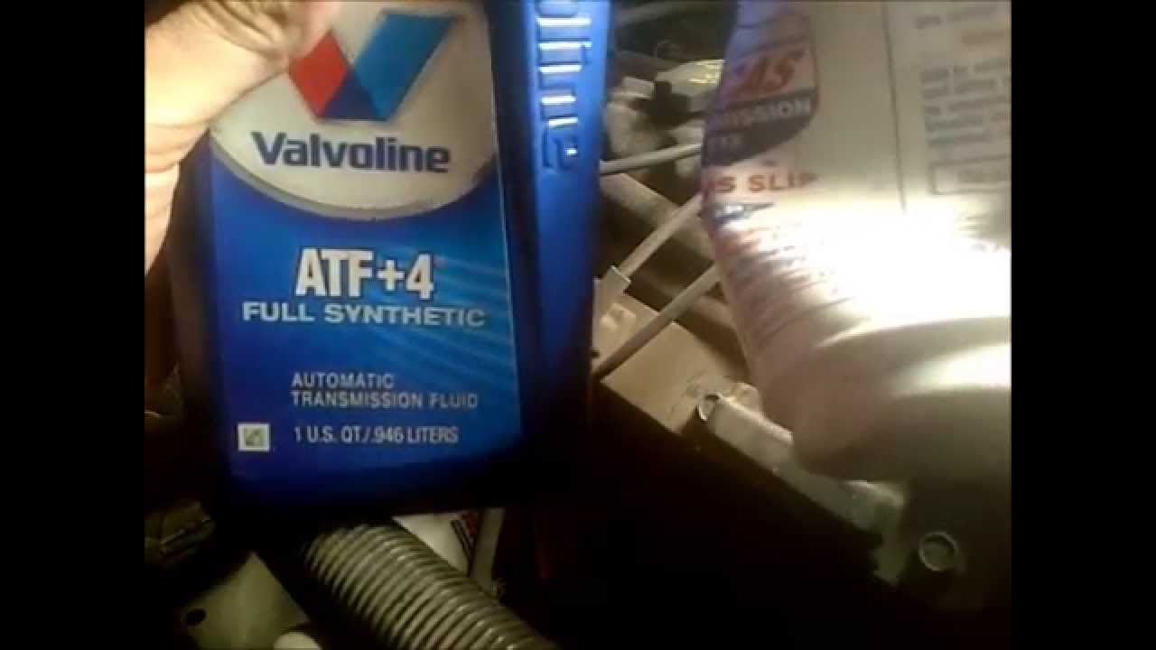 How To Change Your Transmission Fluid (Jeep Grand Cherokee)   YouTube