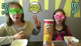 El Reto Pringles. Pringles Challenge.