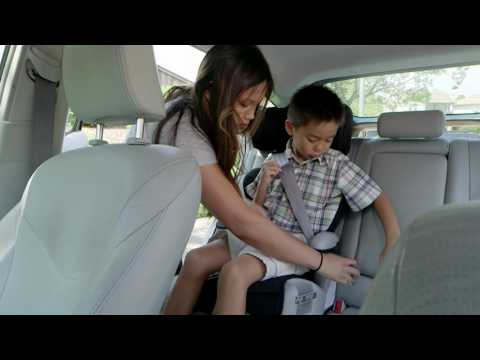 Child Safety Seats 2017 Booster ENGLISH
