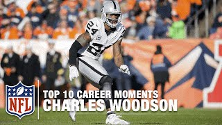 Charles Woodson's Top 10 Career Moments | NFL