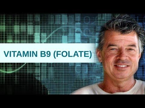 Vitamin B9 (Folate)