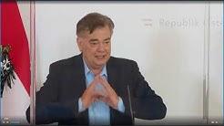 Kogler: Nachfolgerin für Lunacek nächste Woche   krone.at Pressekonferenz   Corona-Krise