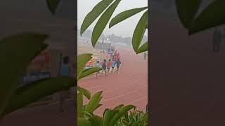 1600 Miter Race ka time Rohtak track