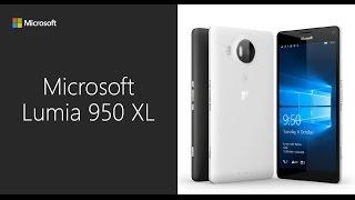 Lumia 950 XL распаковка & первое впечатление