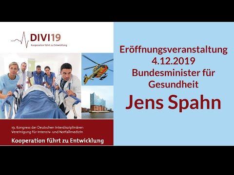 Eröffnungsveranstaltung DIVI 2019