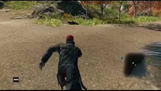 Watch Dogs смешные трюки в мотоциклах часть 1