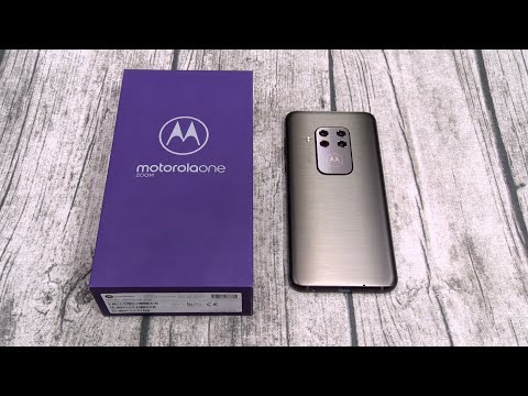 "Motorola One Zoom - ""Real Review"""