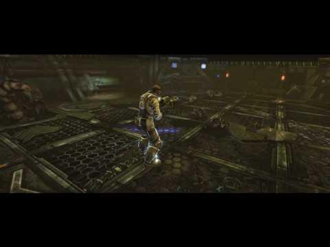 Alien Breed: Impact final boss fight |