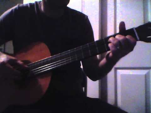 Chasing Pavements by Adele guitar instrumental cover - YouTube