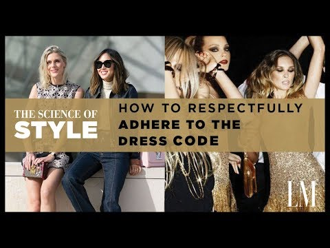 How To Respectfully Adhere to the Dress Code