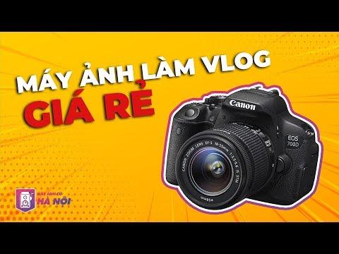 Canon 700d ✅Trải Nghiệm Quay Chụp Thực Tế - Máy ảnh Cũ Hà Nội