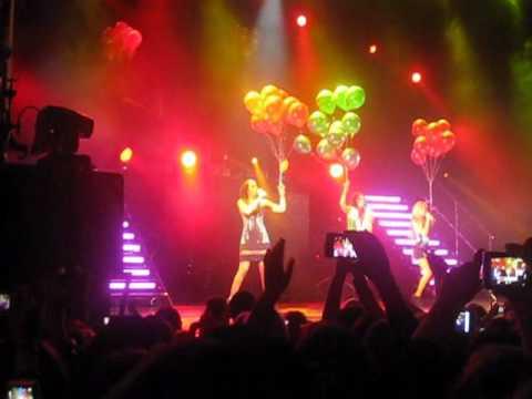 The Saturdays Live Dublin 02.03.11