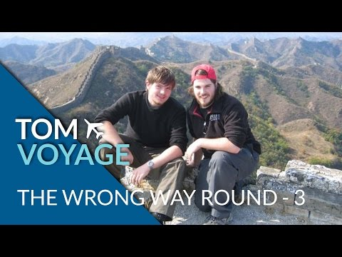 The Wrong Way Round - Part 3 - Mongolia to Beijing