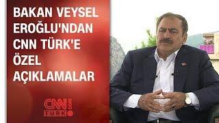 Bakan Veysel Eroğlu: Her türlü ceza kanunlarda var