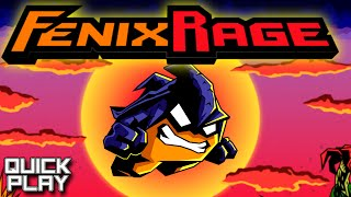 Fenix Rage - Fast, Challenging, Retro Indie Platformer! (Quick Play)