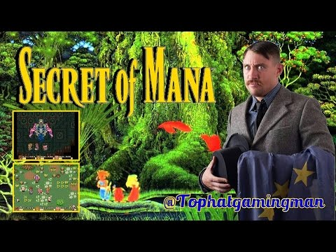 Secret Of Mana Review & History - Top Hat Gaming Man