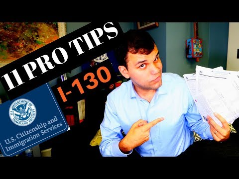 I-130 petition for alien relative - 11 Pro Lawyer Tips for When You Insist on DIY for form I 130