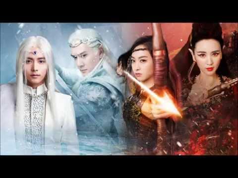 William Feng , 马天宇 - Love Will Restore 电视剧《幻城》OST Ice Fantasy
