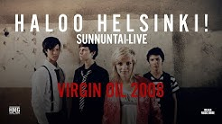 Haloo Helsinki! Virgin Oil 2008