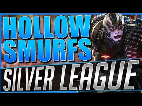 Welcome to Silver - Hollow Smurfs (SILVER LEAGUE) - Paragon [Open Beta]