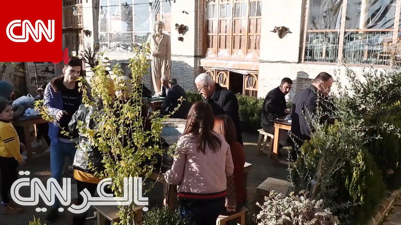 العراق: -صوفي كريم- يتحول من بيت إلى متحف للفلكلور الكردستاني  - 20:58-2021 / 1 / 25