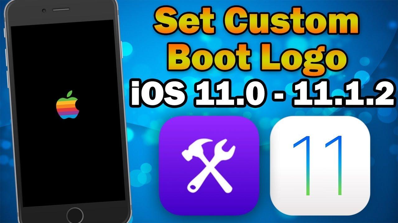 Ios 6 boot logo changer