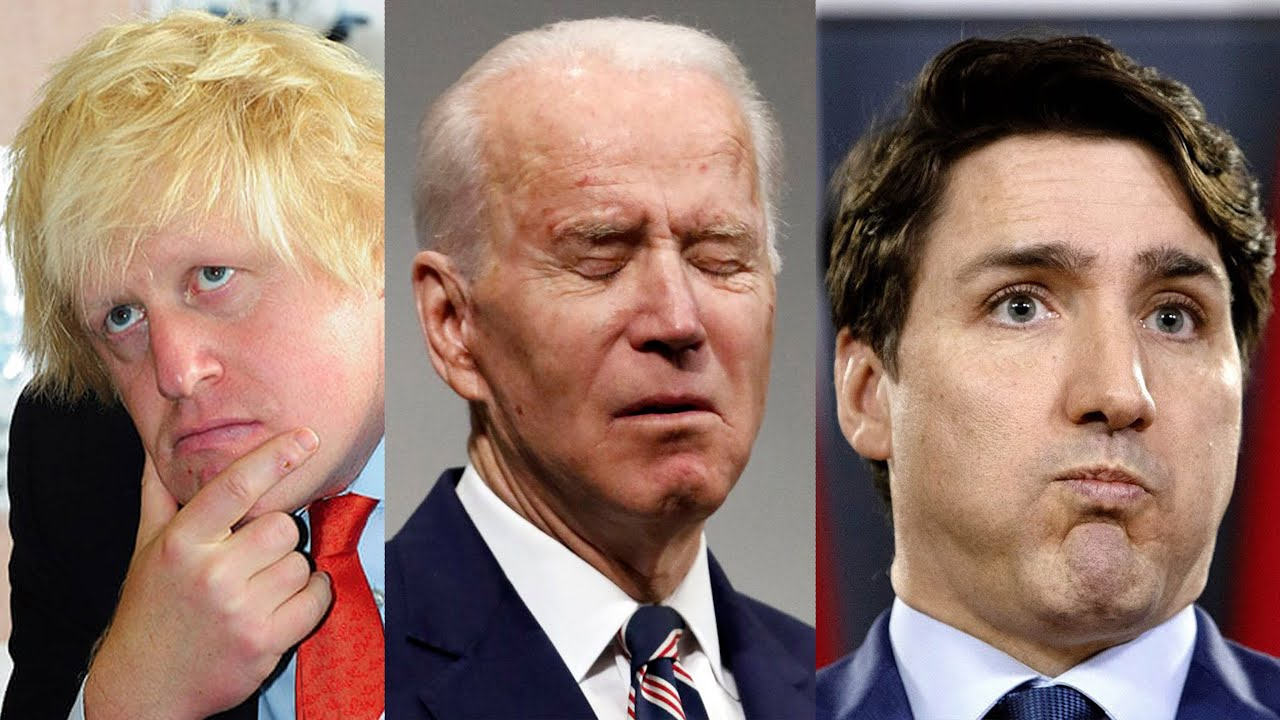 Joe Biden and G7 Leaders meet for this....