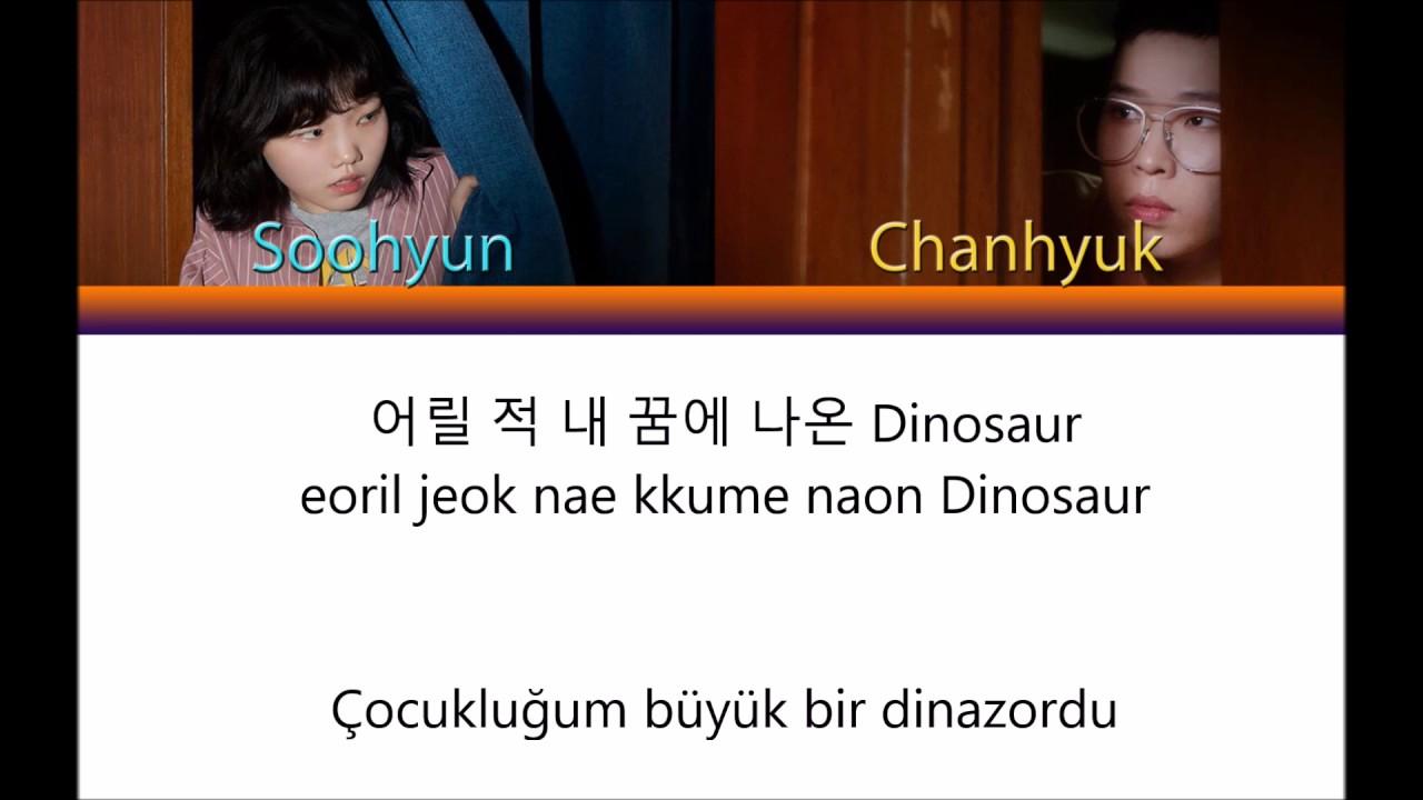 AKMU - Dinosaur (Turkish Subs/Türkçe Altyazı)