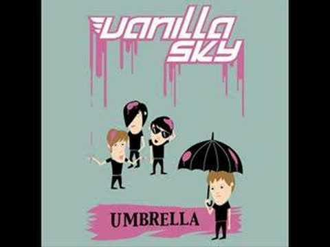 umbrella- vanilla sky