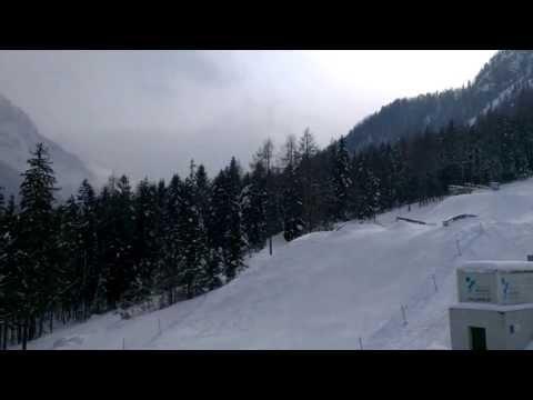 Chairlift 1 Kransjka Gora, Slovenia