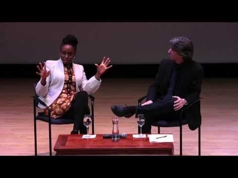 Chimamanda Ngozi Adichie in conversation with Damian Woetzel