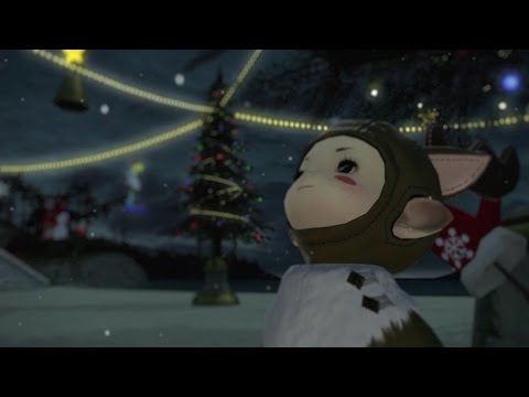 FINAL FANTASY XIV Holy Night in Eorzea