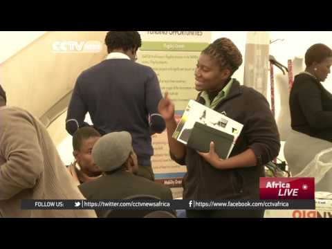 African innovators trade skills and ideas in Gaborone
