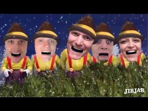 2015 JibJab Rockin Around the Christmas Tree - 2015 JibJab Rockin Around The Christmas Tree - YouTube
