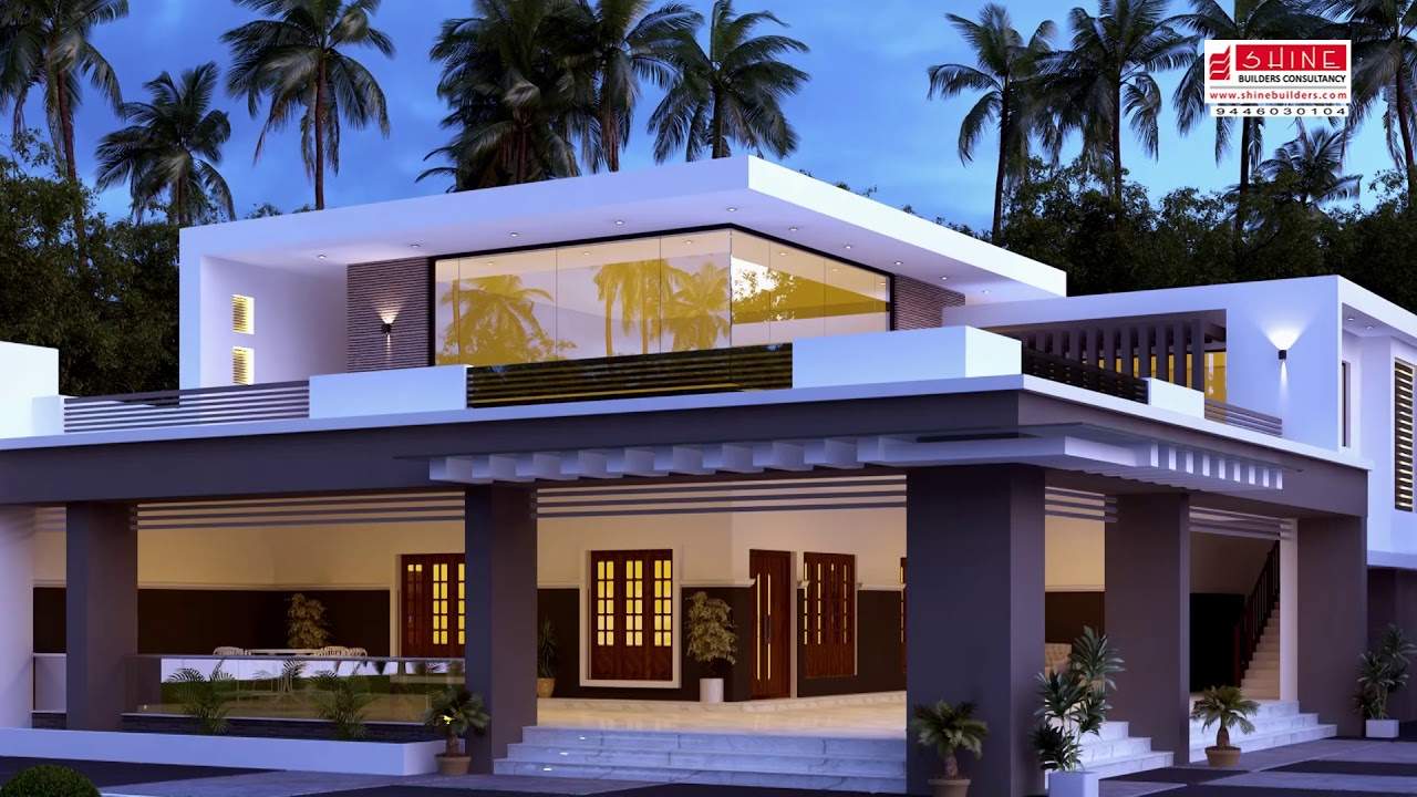 Proposed Residence For Rajkumar At Salem Tamil Nadu Youtube