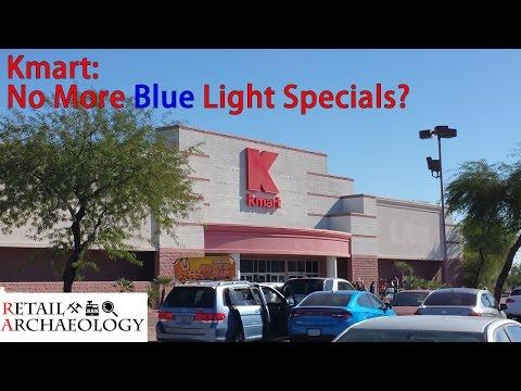 Kmart: No More Blue Light Specials? | STORE CLOSING NOVEMBER 2017 | Retail Archaeology