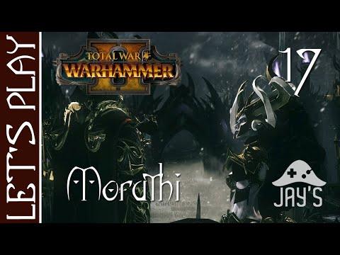 [FR] Total War Warhammer 2 - Campagne Vortex - Reine mère Morathi (Elfes Noirs) - Épisode 17