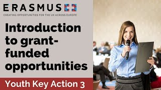 2019 Call webinar: Youth Key Action 3 - Overview