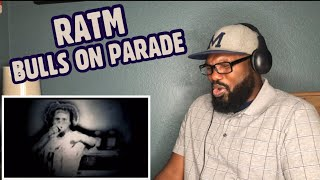 Rage Against The Machine - Bulls On Parade | REACTION