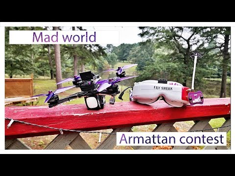 Fun Contest - Rotor Riot - Armattan (nominated By Nor Azhar)