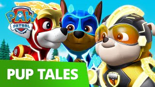 PAW Patrol Mighty Pups Charged Up: Pups Stop a Humdinger Horde! | PAW Patrol Official & Friends!