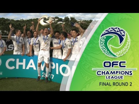 2017 OCL FINAL Leg 2 | Team Wellington v Auckland City FC Highlights