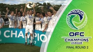 Video 2017 OCL FINAL Leg 2 | Team Wellington v Auckland City FC Highlights download MP3, 3GP, MP4, WEBM, AVI, FLV September 2018