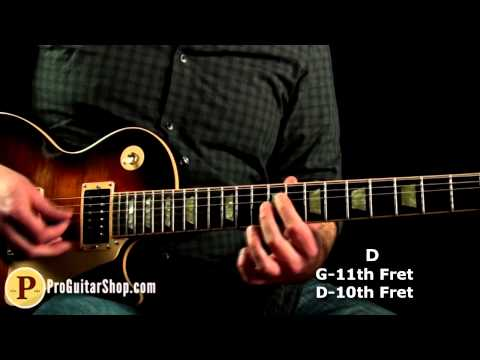 Led Zeppelin Rock and Roll Guitar Lesson