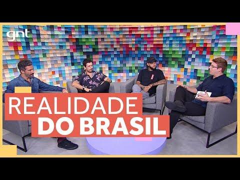 Conhecemos a realidade do Brasil? | Papo Rápido | Papo de Segunda
