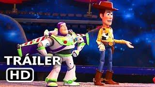 TOY STORY 4 Tráiler Teaser Español  #2 (Pixar, 2019)
