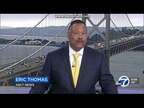 KGO ABC 7 News at 6pm Sunday open April 16, 2017