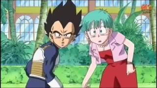 Bulma vegeta wish you were here Amv